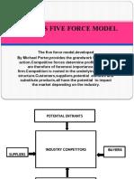 5 Force Model