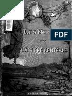 Les Belges Dans l'Afrique Centrale Tome III