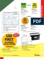 FreshMarx Shelf Life Labels from Avery Dennison