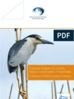 Potential Analysis for Further Nature Conservation in Azerbaijan