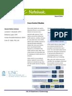 3.3 Case-control Studies