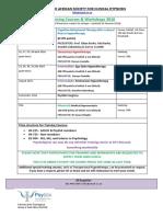sasch training and workshop programme 2016 14jan2016
