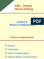 6. Motion Compensation
