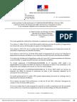 Arrêté Prefectoral - 11/01/16 - Fermeture des bars
