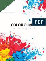 Mungyo pastel colorchart