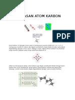 Kekhasan Atom Karbon