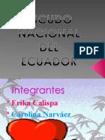 Historia Del Escudo Nacional Del Ecuador