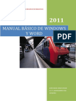 Manual Basico de Windows y Word