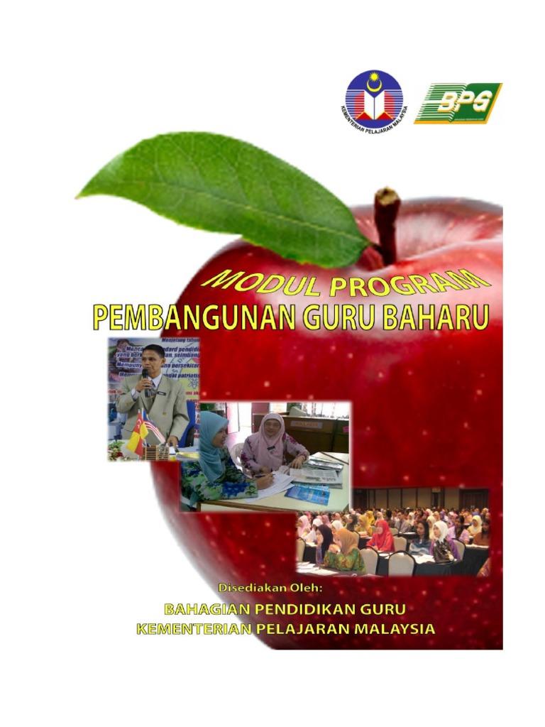 Contoh Laporan Program Pembangunan Guru Baharu