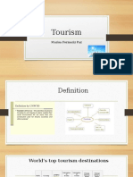 History and Development of Tourism