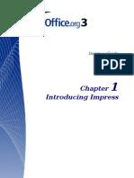 Open Office - Impress Guide