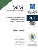 M & a PMO Methodology