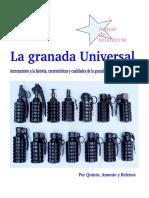 Granada de Mano Universal