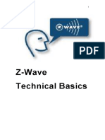 Z-Wave Technical Basics