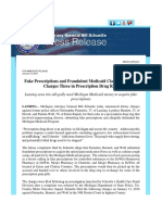 Fake Prescriptions and Fraudulent Medicaid Claims