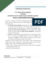 Kontrak Kerjasama MRF-Sponsor Crew Kapal Ikan Korea Selatan-2.doc