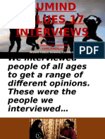 ppsc values 17 interview results