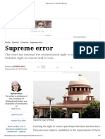 Supreme Error _ the Indian Express