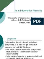 Information security guidebook