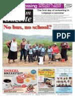 Platinum Gazette 15 January 2016