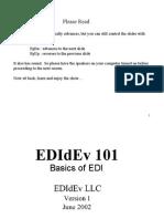 Training Edi Basics
