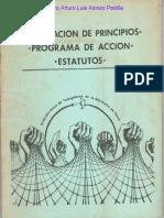 SUTSP Principios y Plan de Accion