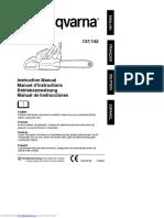 Husqvarna - Manual - 137_142