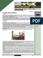 Conjuração Baiana - Historianet