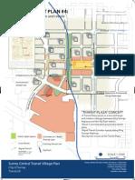 Surrey Central Transit Plaza Concept