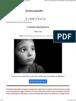 A Criança Melancólica (BVA)