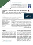 Characteristics of Concrete-CFRP Bonding System Under Natural Tropical