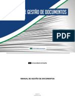 Manual de Gestao de Documentos - UnB