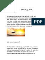 """Dina""""s yoga"""