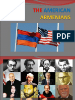 Armenians in the USA (powerpoint)