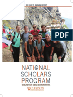 NSP 2015 Annual Report