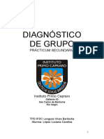 C Lopez TPD - Diagnostico de Grupo - Secondary