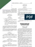 Medicamentos e Produtos veterinarios - Legislacao Portuguesa - 1999/02 - Por nº 124 - QUALI.PT