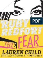 Ruby Redfort Feel the Fear Chapter Sampler