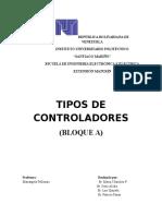 Controladores P, PD, PID