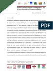 Ponencia. Migracion Internacional y Retorno Migrante Contemporaneo, Eduardo Fernandez Guzman