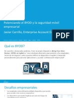 Presentacion Airwatch Mobility and Byod Day