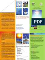Energy Research Center Brochure