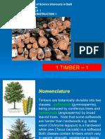 1. Timber 1