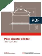 Post Disaster Shelter Ten Designs