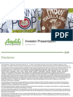 BETR Nov 2015 Investor Presentation