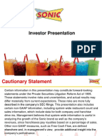 SONC Jan 2016 Investor Presentation