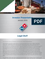 DPZ Jan 2016 Investor Presentation