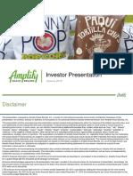 BETR Jan 2016 Investor Presentation