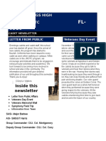 jrotc newsletter
