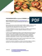 Psicogenealogía y Dinero Marie Maston Resumen
